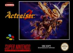 ActRaiser 2 PAL Super Nintendo Prices