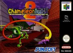 Chameleon Twist 2 PAL Nintendo 64 Prices