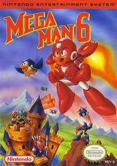 Mega Man 6 NES Prices