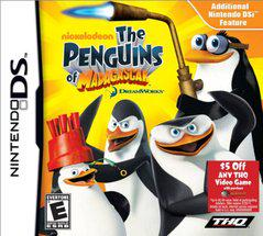 The Penguins of Madagascar Nintendo DS Prices