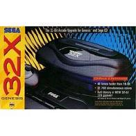 Sega 32X Unit Sega 32X Prices