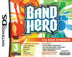 Band Hero PAL Nintendo DS Prices