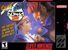 Street Fighter Alpha 2 Super Nintendo Prices