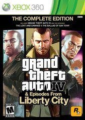 Grand Theft Auto IV [Complete Edition] Xbox 360 Prices