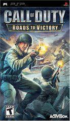 Call of Duty Roads to Victory PSP Prices