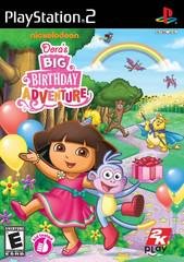 Dora's Big Birthday Adventure Playstation 2 Prices