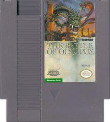Cartridge | Battle of Olympus NES