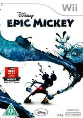 Epic Mickey PAL Wii Prices