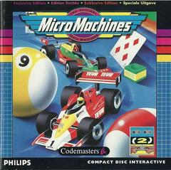 Micro Machines CD-i Prices