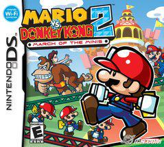 Mario vs. Donkey Kong 2 March of Minis Nintendo DS Prices