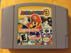 Mario Party 3 [Not for Resale] Nintendo 64 Prices