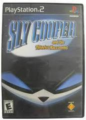 Sly Cooper - Front | Sly Cooper Playstation 2