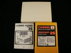 Videocart 25 Fairchild Channel F Prices