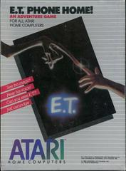 ET the Extra Terrestrial: Phone Home Atari 400 Prices