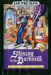 Shining in the Darkness Sega Genesis Prices