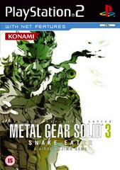 Metal Gear Solid 3 Snake Eater PAL Playstation 2 Prices