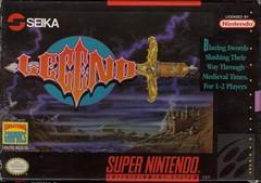 Legend Super Nintendo Prices