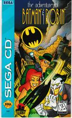 Adventures of Batman and Robin Sega CD Prices