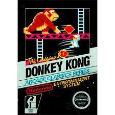 Donkey Kong - Front | Donkey Kong NES