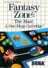 Fantasy Zone The Maze PAL Sega Master System Prices
