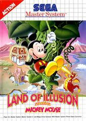 Land of Illusion PAL Sega Master System Prices