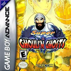 Super Ghouls 'N Ghosts GameBoy Advance Prices