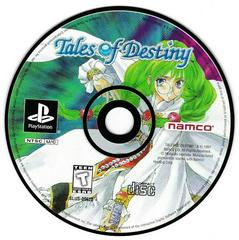 Game Disc  | Tales of Destiny Playstation