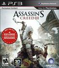 Assassin's Creed III | Playstation 3