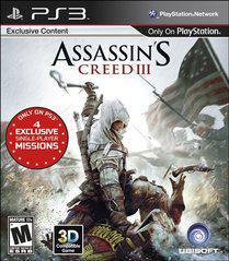 Assassin's Creed III Playstation 3 Prices