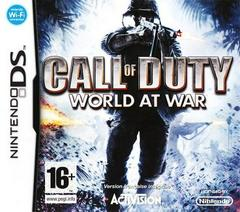 Call of Duty World at War PAL Nintendo DS Prices