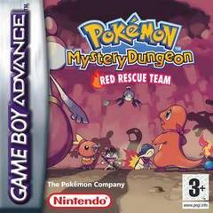 Pokemon Mystery Dungeon: Red Rescue Team PAL GameBoy Advance Prices