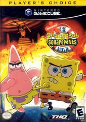 Case - Front (Players Choice) | SpongeBob SquarePants The Movie Gamecube