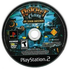 Game Disc | Ratchet and Clank Up Your Arsenal Playstation 2