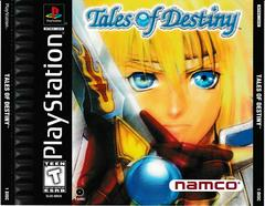 Front Of Case | Tales of Destiny Playstation