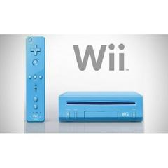 Blue Wii System PAL Wii Prices