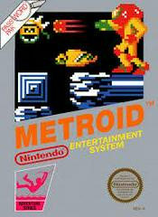 Metroid - Front | Metroid NES