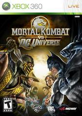 Mortal Kombat vs. DC Universe Xbox 360 Prices