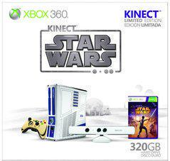 Xbox 360 Console Star Wars Kinect Bundle Xbox 360 Prices