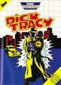 Dick Tracy   Sega Master System