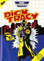 Dick Tracy Sega Master System Prices