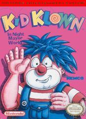 Kid Klown in Night Mayor World NES Prices