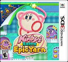 Kirby's Extra Epic Yarn Nintendo 3DS Prices