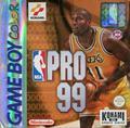 NBA Pro 99 | PAL GameBoy Color