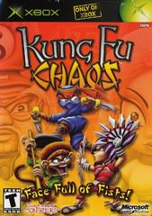 Kung Fu Chaos Xbox Prices