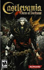 Manual - Front | Castlevania Curse of Darkness Playstation 2