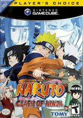 Case - Front (Players Choice) | Naruto Clash of Ninja Gamecube