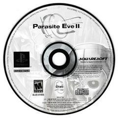 Game Disc 2 | Parasite Eve 2 Playstation
