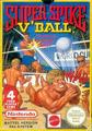 Super Spike Volleyball | PAL NES
