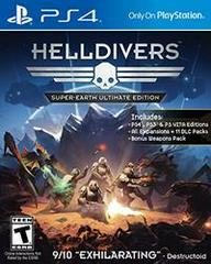 Helldivers: Super-Earth Ultimate Edition Playstation 4 Prices