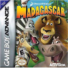Madagascar GameBoy Advance Prices